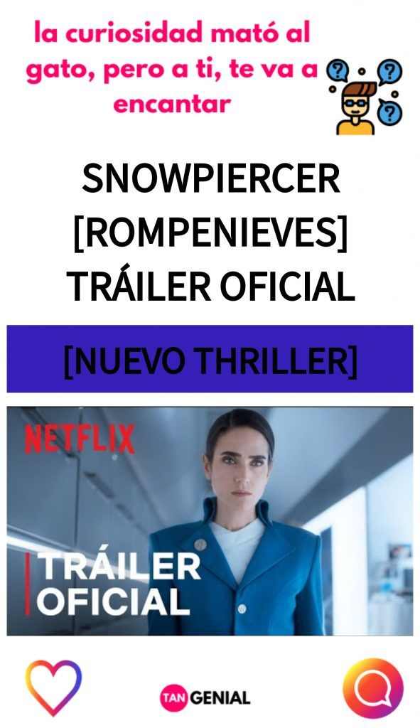 Snowpiercer [Rompenieves] Tráiler oficial